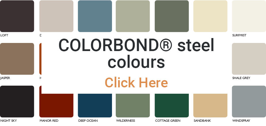 Colorbond Re Roofing Mandurah, Busselton & Bunbury